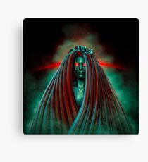 Medusa 3000 Canvas Print