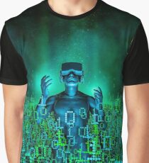 Virtual Dawn Graphic T-Shirt
