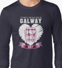 All Ireland Hurling Champions: Galway (Maroon/White) T-Shirt