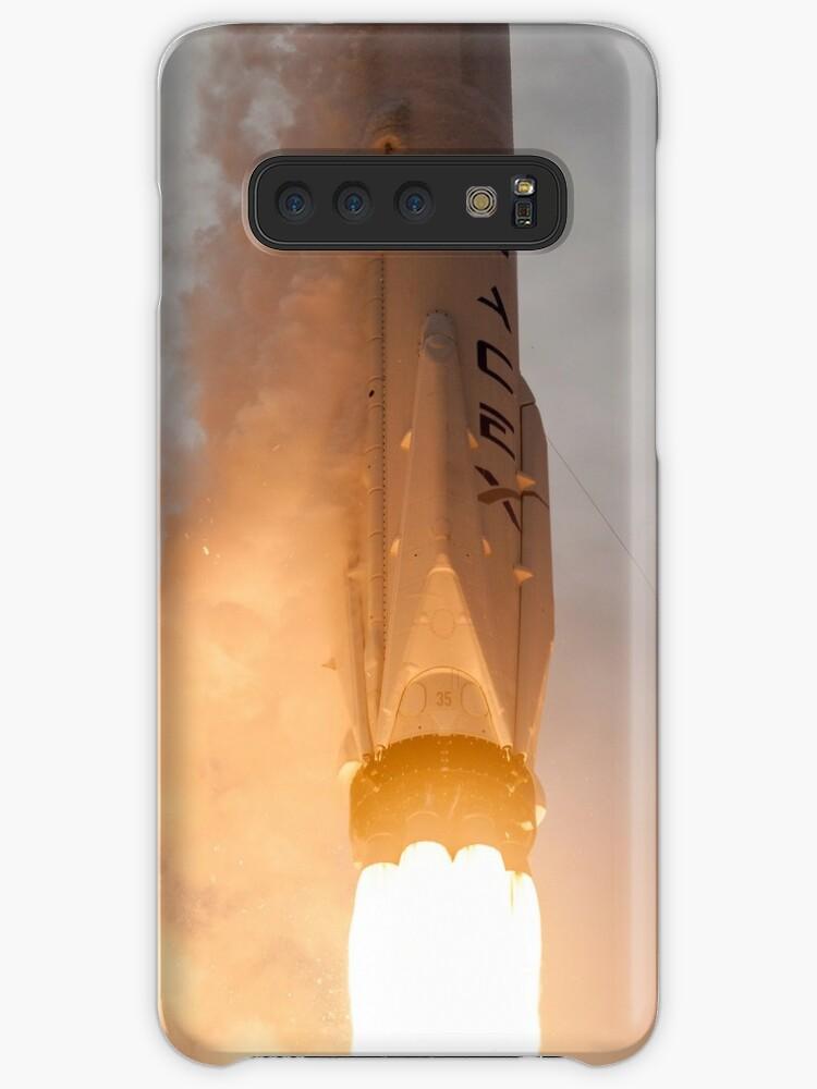 Spacex Rakete von Boy-With-Hat