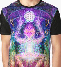 Dmt Elf Graphic T-Shirt