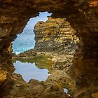 The Grotto on the Great Ocean Road - Victoria by Yukondick