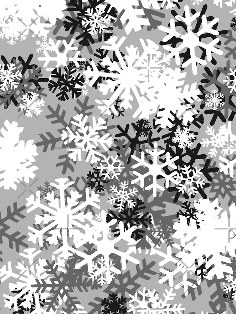 Snowflake Camo by GrandeDuc