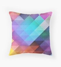 Pattern 12 Throw Pillow