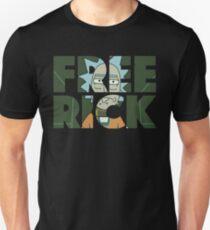 -RICK AND MORTY- Free Rick T-Shirt
