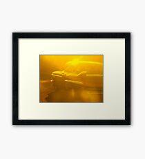 Cruising 50s Chevrolet  Framed Print