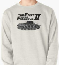 The Fast and the Führious II - Military History Visualized Pullover