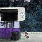 Broken Heart Monument by 8Delirium