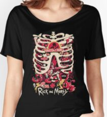 Rick and Morty — Anatomy Park Women's Relaxed Fit T-Shirt