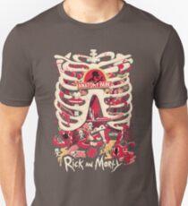Rick and Morty — Anatomy Park T-Shirt