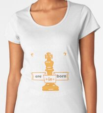 Game Changers are Born in September Women's Premium T-Shirt