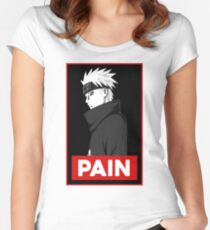Pain Obey Women's Fitted Scoop T-Shirt