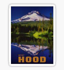 Mount Hood Oregon Sticker