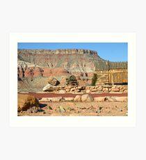 Magnificent Utah! Art Print