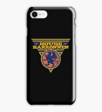 Dune HOUSE HARKONNEN iPhone Case/Skin