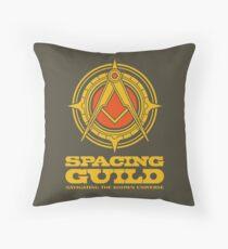 Dune SPACING GUILD Throw Pillow