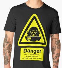 Sontaran Danger! Men's Premium T-Shirt