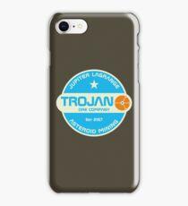 Trojan Asteroid Mining iPhone Case/Skin