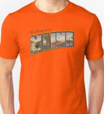Greetings from Maine 1 T-Shirt