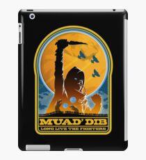 Dune MUAD' DIB iPad Case/Skin