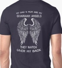My Dad and Mom are my Guardian Angel T-Shirt
