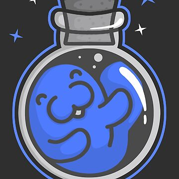 Mana Tee Potion by perdita00