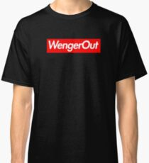 Wenger Out - Arsenal Classic T-Shirt