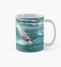 Windsurfing, Cottesloe Beach, Perth Mug