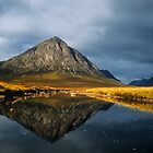 Buachaille Etive Mor, Glen Coe, Highlands of Scotland. by Barbara  Jones ~ PhotosEcosse