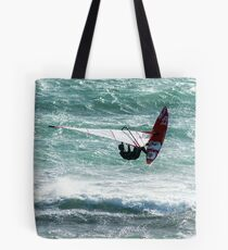 Windsurfing, Cottesloe Beach, Perth Tote Bag