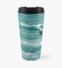 Windsurfing, Cottesloe Beach, Perth Travel Mug