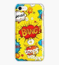 Funny Speech Bubbles 2 iPhone Case/Skin