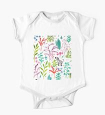 Little zebra loves to explore in the jungle Kids Clothes