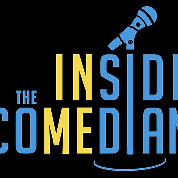 Inside the Comedian - Logo by shamblehouse