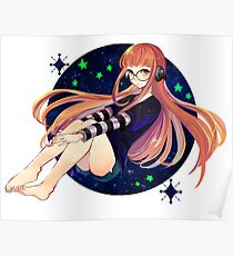 Futaba Sakura Poster