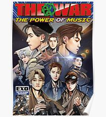 EXO Power Poster