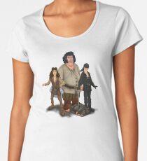 Fezzick,Inigo and Wesley Women's Premium T-Shirt