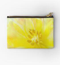 Yellow Bloom Studio Pouch