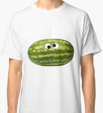 Melon With Eyes Classic T-Shirt