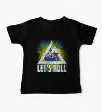 Jiu jitsu shirt jiu jitsu tee let's roll Baby Tee