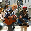 Street Entertainers    ^ by ctheworld