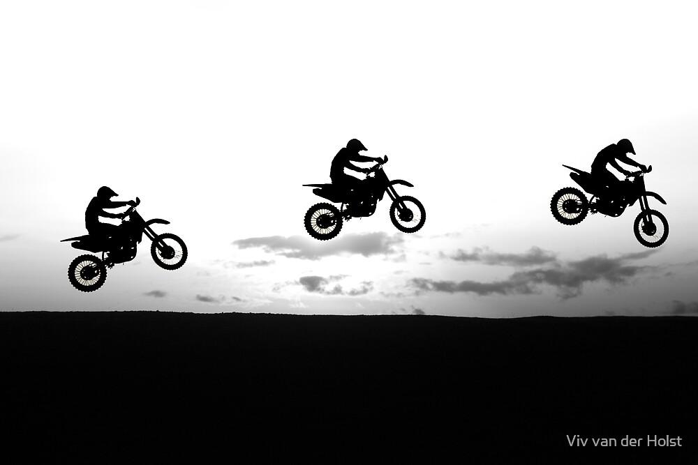 Motor X by Viv van der Holst
