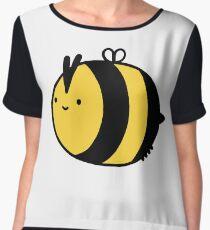 Happy bee Chiffon Top