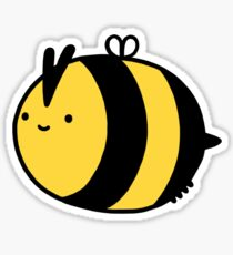 Happy bee Sticker