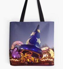 Sorcerers Hat - Hollywood Studios Tote Bag