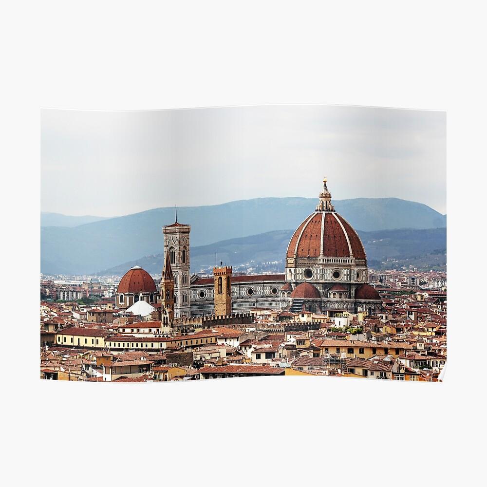 Florenz Poster
