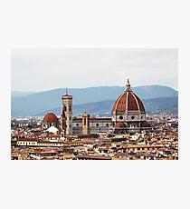 Florence Photographic Print