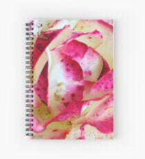 Freckled Rose Spiral Notebook