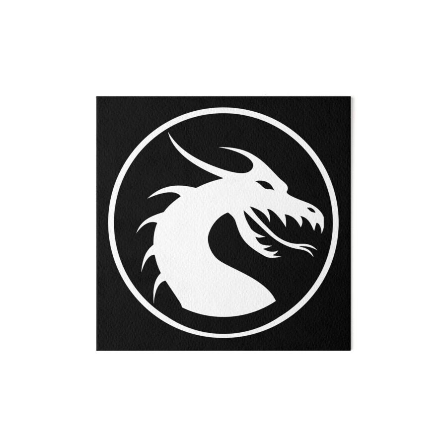 90+ [ Logo With Black Dragon In A Circle ] - Tribal Dragon ...