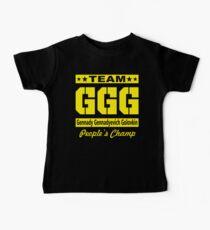 Team GGG Baby Tee
